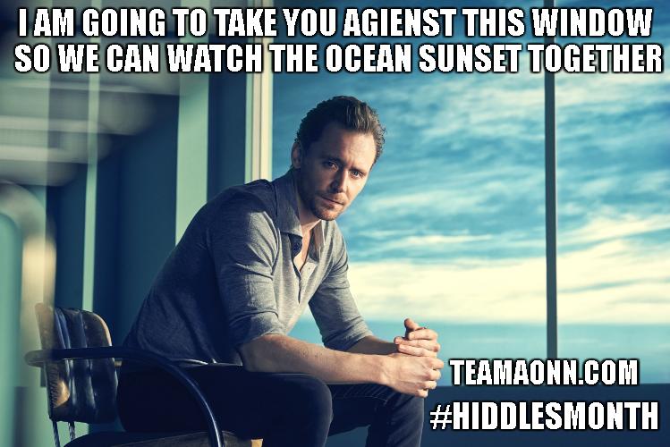 Hiddlesmonth Memes Week 1 – TeamAONN Community